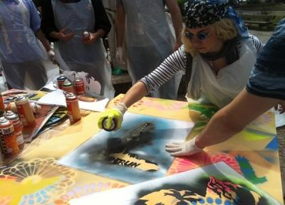 Street-Art Workshop