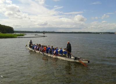 Drachenboot-Event